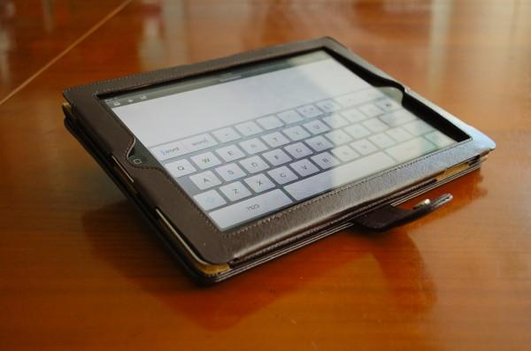 Чехол Sena Folio для iPad 2.